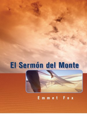 cover image of El Sermón del Monte